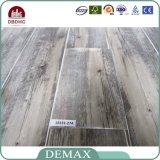 Vente flexible de luxe de plancher de plancher de tuiles de planche de vinyle de PVC