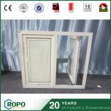 비닐 주거 두 배 여닫이 창 외부 창 유리