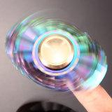 La décompression de compas gyroscopique de doigt joue l'alliage de cuivre pur spiralé d'artefact