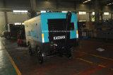 Compresseur d'air rotatoire à moteur diesel de Quatre-roues de Kaishan BKCY-10/13