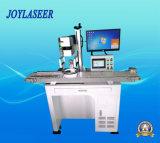 Marca del laser del CO2 para el rectángulo de la droga con el examen visual automático