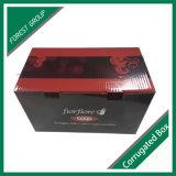 Коробка коробки полного цвета напечатанная пакуя