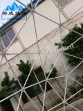 Tienda de la bóveda geodésica con la casa 2017 de la bóveda de la tienda de la alta calidad