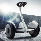 De slimme In evenwicht brengende Elektrische MiniAutoped van Twee Wielen met de Staaf van het Handvat