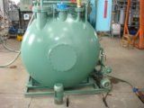 Membrana che elabora la strumentazione /Plant di eliminazione di acque luride