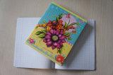 Escuela de Suministro de papelería personalizados de escritura Pad Notebook Impresión