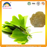 Estratto organico di Biloba del Ginkgo con i lattoni dei flavoni