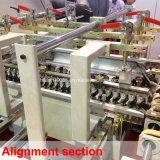 Máquina de Gluer de la carpeta del examen de la impresión (velocidad máxima 450m/min de SQ-1100PC-R-I)