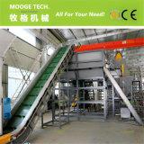 Film di materia plastica residuo automatico del PE pp che lava riciclando riga