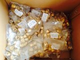 Prix de Competitve des noix Nuts de laiton de pièces d'auto