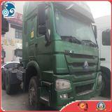 6X4 Caminhão Tractor HOWO Sinotruk Usado para Venda