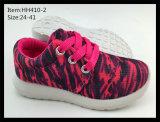 Los últimos Diseño Zapatos para correr zapatos casuales zapatos de deporte (HH410-1)