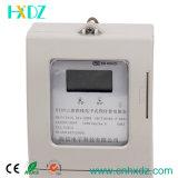 Tipo elettronico tester pagato anticipatamente di monofase di watt-ora