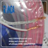 Fio elétrico de cobre liso gêmeo isolado PVC