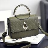 2017의 최신 최신 판매 펠트 끈달린 가방은 동향 디자인 Sy8478를 가진 여자 PU 핸드백을 도매한다
