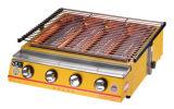 Решетка BBQ газа высокого качества конструкции горячего сбывания новая