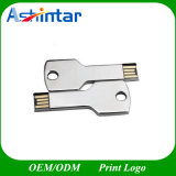 USB3.0 Metal Mini USB Flash Drive Chave Shape USB Stick