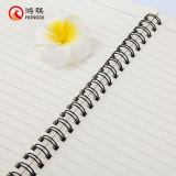 Cuaderno espiral modificado para requisitos particulares