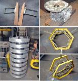 HDPE-LDPE-Plastikdrehschicht-Film-durchbrennenmaschine