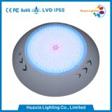Luz fixada na parede enchida Epoxy impermeável da piscina do diodo emissor de luz de 100%
