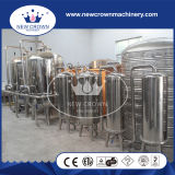 Mineral-Wasseraufbereitungsanlage der Qualitäts-15t/H