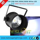 Super helles LED-Stadiums-Beleuchtung 100W NENNWERT Licht DES PFEILER-LED
