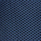 Zapatillas de deporte 100% poliéster tejido 3D Spacer Air Mesh tela