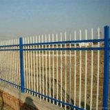 직류 전기를 통한 아연 강철 방호벽 또는 철망사 담