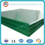 CCC、ISOが付いている緩和された薄板にされたガラスは証明する