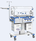 AG-Iir003b avec l'incubateur mobile médical de bébé prématuré d'hôpital de tiroirs