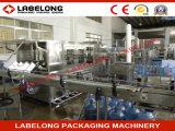 5 Gallone Barreled Flaschen-reine Wasser-Füllmaschine