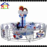 新しい子供の乗車のPeafowlの遊園地装置