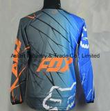 Мотоцикл Джерси сублимации голубого качества изготовленный на заказ ультрамодный (MAT20)