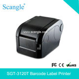 Impresora termal Sgt-Gp3120 del código de barras de Scangle