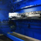 Wc67y 160t/3200 디지털 표시 장치 구부리는 탄소 강철을%s 유압 격판덮개 압박 브레이크