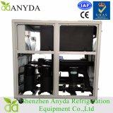 refrigerador de agua refrigerado por agua embalado 25ton 30HP que trabaja Princinple