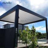 Pergola 지붕 미늘창 시스템 안뜰 조정가능한 미늘창