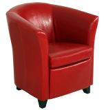 Sofá de lazer elegante de mobiliário de bar de design (HX-NS083)