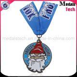 Geen Antieke Toekenning van de Medaille van de Sporten van de Douane van de Vorm van de Fiets van het Nikkel MOQ
