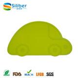 Non-Slip силикон Placemats & циновка еды для младенца