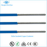 Power Station DC Teflon Cable 0.6 / 600V Copper 6mm2 Wire Cable