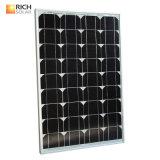 60Wモノラル太陽電池パネル、工場直売のモノクリスタル太陽エネルギー