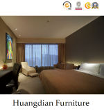 貿易業者のホテルの家具の寝室の家具セット(HD817)
