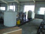 Fabbricazione dell'impianto di per il trattamento dell'acqua