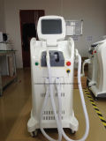 E 빛 IPL RF ND: YAG Laser 아름다움 피부 장비