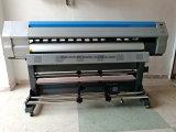 1.6m открывают головной принтер Eco большого формата принтера Inkjet Dx5 растворяющий рекламируя