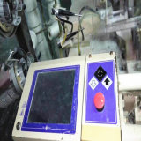 販売の肯定的なカム2カラーTsudakomaのZaxNの空気ジェット機の編む機械