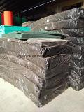 Пусковая площадка чистки дома волокна полиэфира OEM соскабливая в крене