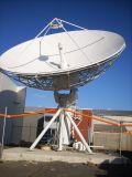 antena de Rxtx da estação de terra do satélite de 9.0m