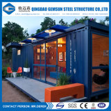 Vorfabriziertes Behälter-Haus mit preiswertem Preis